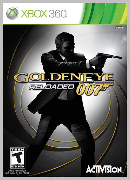 007 Golden Eye Reloaded