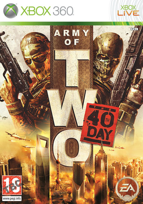 Army of Two 40 Day