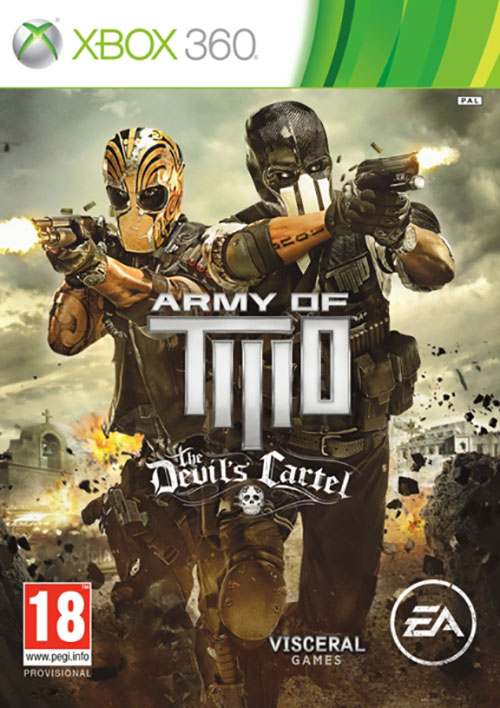 Army of Two The Devils Cartel