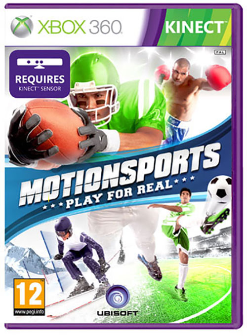 Kinect Motion Sports
