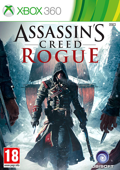 Assassins Creed Rogue - Xbox 360 Játékok
