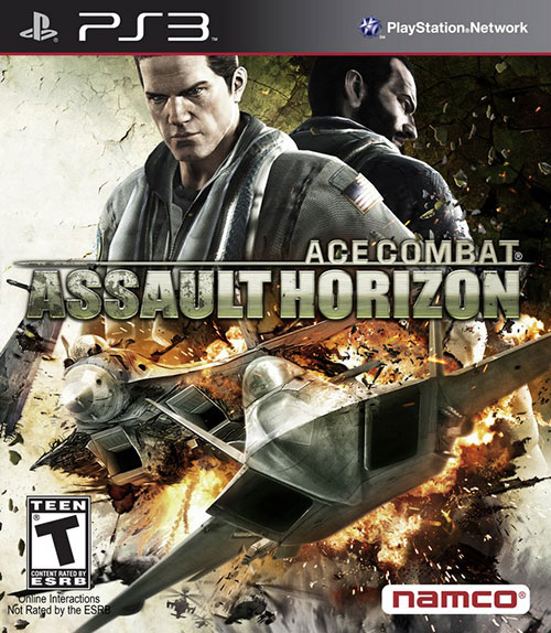 Ace Combat - Assault Horizon - PlayStation 3 Játékok