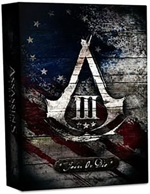 Assassins Creed 3 Join or Die Edition - PlayStation 3 Játékok