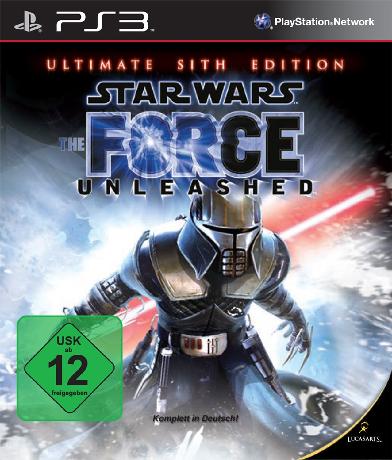 Star Wars - The Force Unleashed (Ultimate Sith Edition)