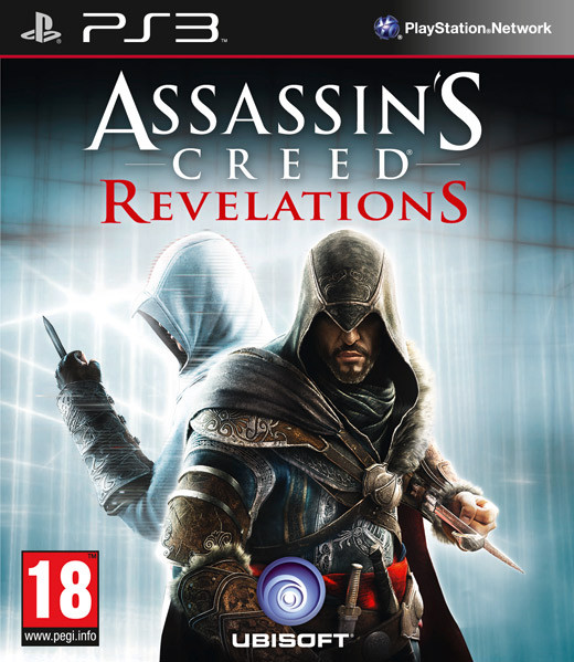 Assassins Creed Revelations - PlayStation 3 Játékok