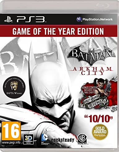 Batman: Arkham City Game of The Year Edition