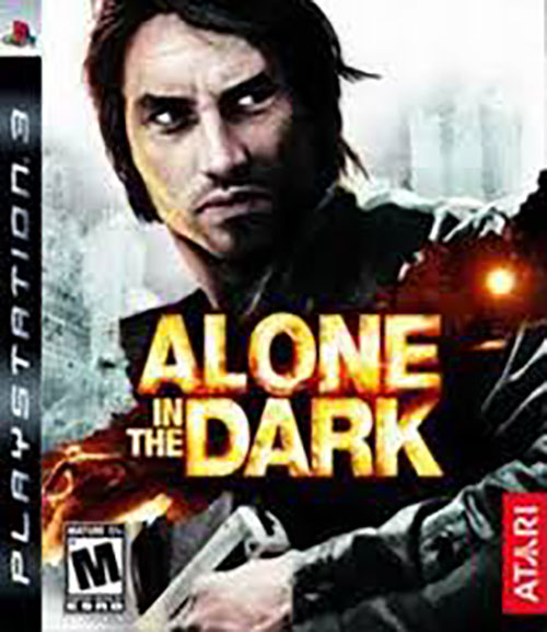 Alone in the Dark - PlayStation 3 Játékok