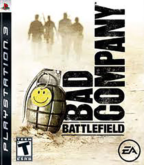 Battlefield Bad Company - PlayStation 3 Játékok