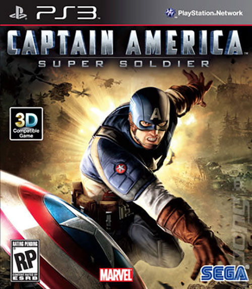 Captain America Super Solider