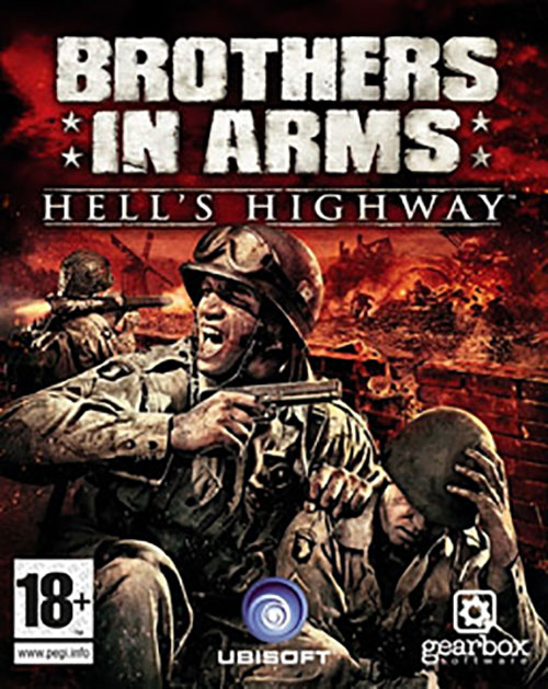 Brothers in Arms Hells Highway - PlayStation 3 Játékok