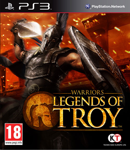Warriors Legends Of Troy Tips: Warriors Legends Of Troy - PlayStation 3 Játékok