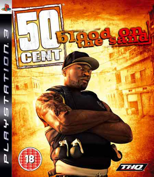 50 Cent Blood On The Sand - PlayStation 3 Játékok