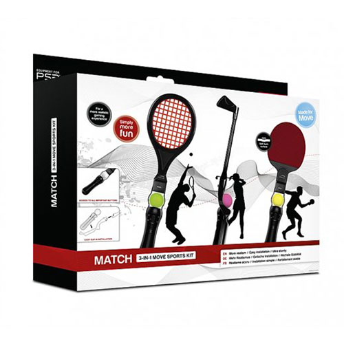 3-in-1 PS3 Move Sports kit