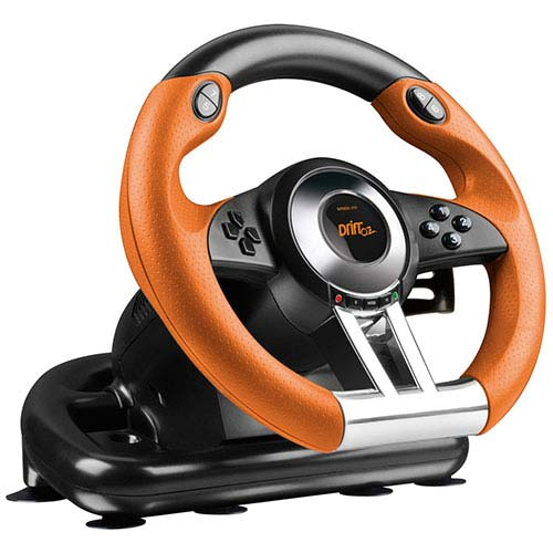 Speedlink Drift O.Z Racing Wheel PC,Ps3