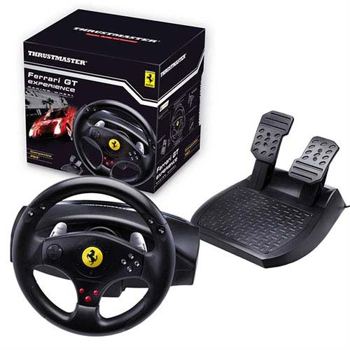 Thrustmaster Ferrari Experience Wheel PC,PS3