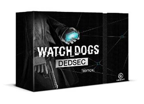 Watch Dogs Dedsec Edition - PlayStation 4 Játékok