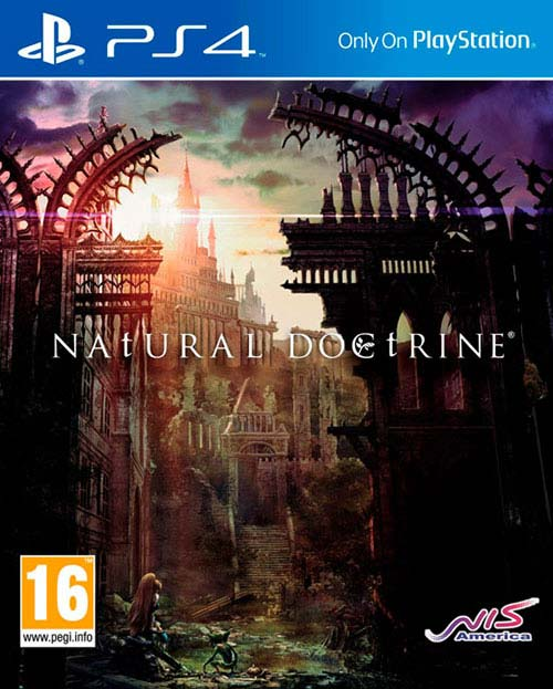 Natural Doctrine - PlayStation 4 Játékok