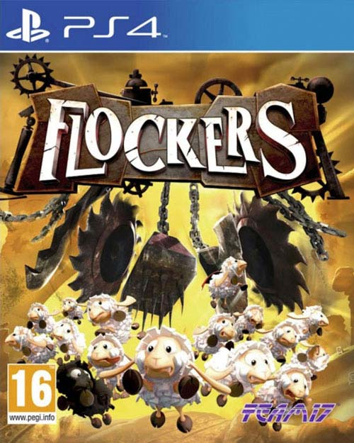 Flockers - PlayStation 4 Játékok