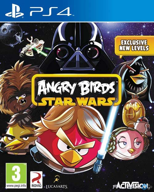 Angry Birds Star Wars - PlayStation 4 Játékok