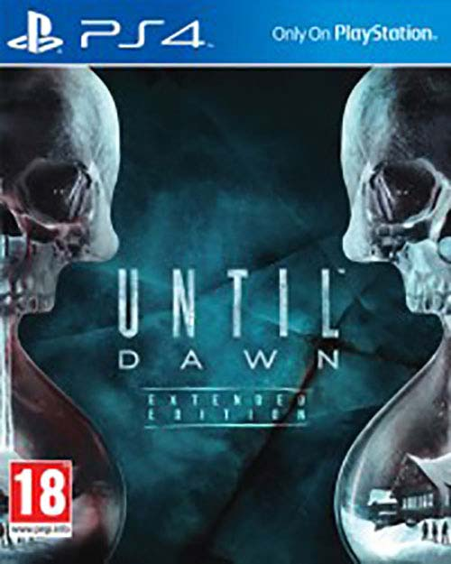Until Dawn Extended Edition - PlayStation 4 Játékok