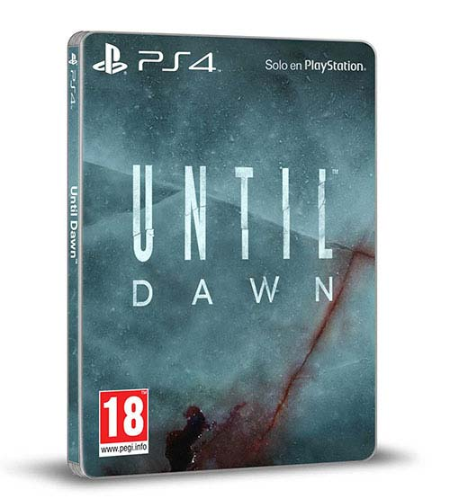 Until Dawn Special Edition - PlayStation 4 Játékok