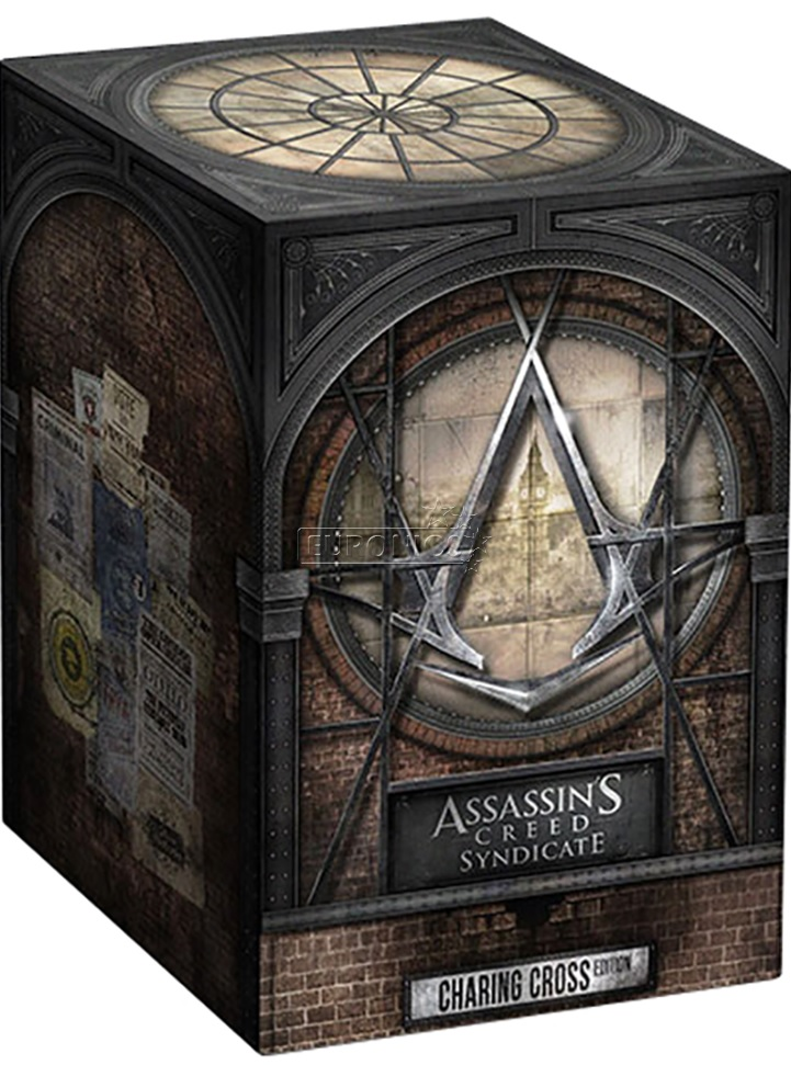 Assassins Creed Syindicate Charing Cross Edition (Magyar Felíratal) - PlayStation 4 Játékok