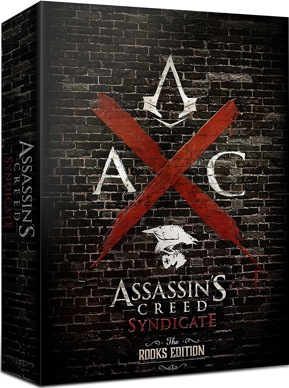 Assassins Creed Syndicate Rooks Edition (Magyar Felírattal) - PlayStation 4 Játékok