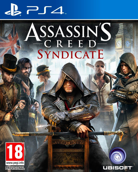 Assassins Creed Syndicate (Magyar) - PlayStation 4 Játékok
