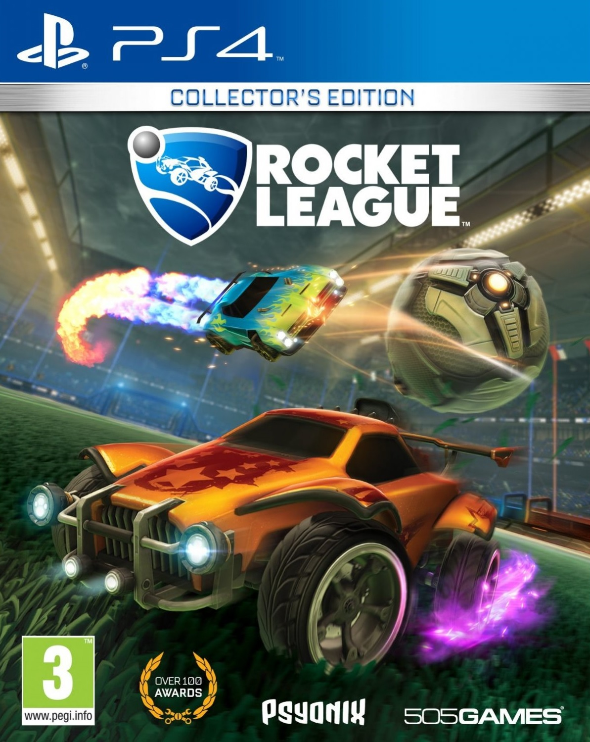 Rocket League Collectors Edition - PlayStation 4 Játékok