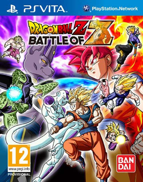 Dragon Ball Z: Battle of Z PS Vita - PS Vita Játékok