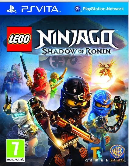 LEGO Ninjago Shadow Of Ronin - PS Vita Játékok