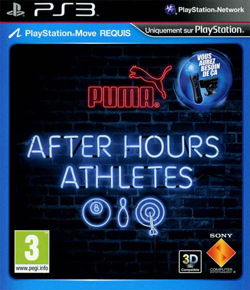 After Hours Athletes - PlayStation 3 Játékok