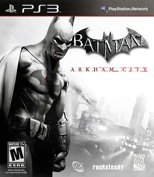 Batman Arkham City - PlayStation 3 Játékok