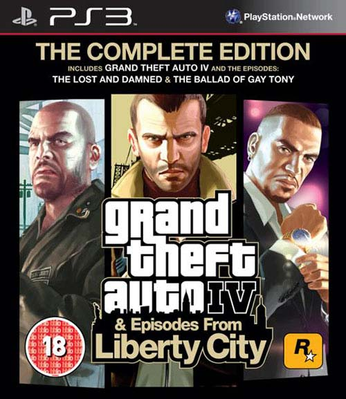 Grand Theft Auto 4 Episodes from Liberty City (The Complete Edition)