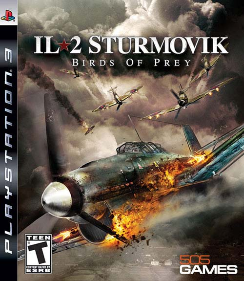 IL 2 Sturmovik  Birds of Prey