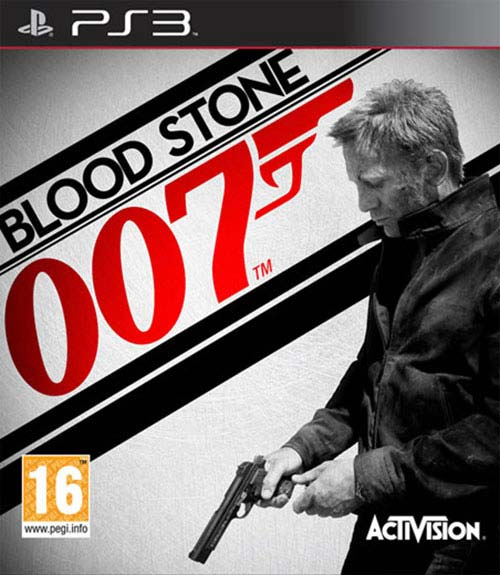 007 Blood Stone - PlayStation 3 Játékok