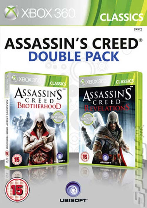 Assassins Creed Brotherhood and Revelations Bundle