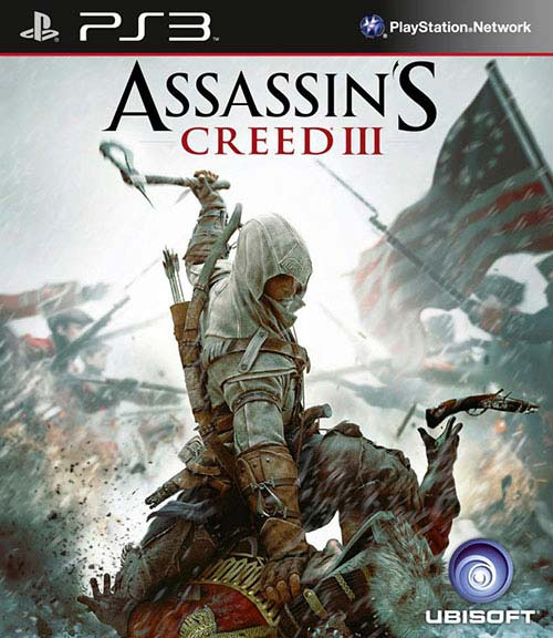 Assassins Creed 3 - PlayStation 3 Játékok