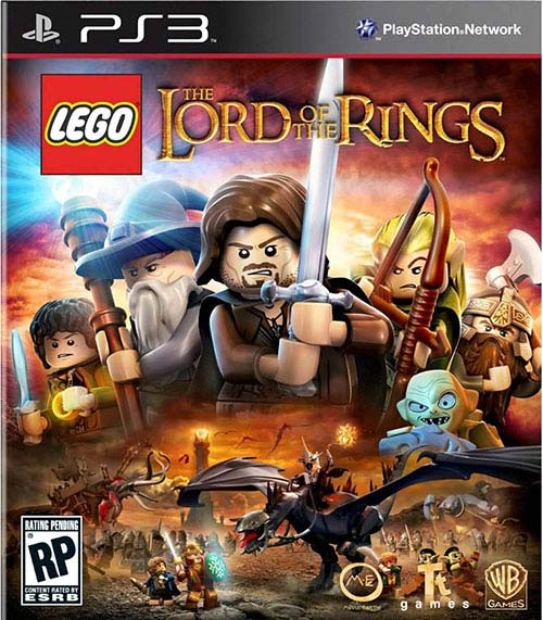LEGO - The Lord of the Rings
