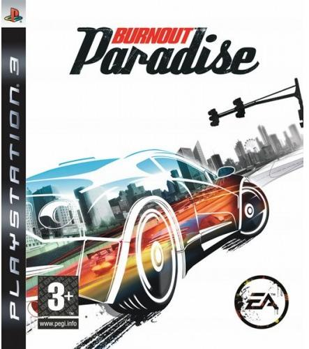 Burnout Paradise Ultimate - PlayStation 3 Játékok