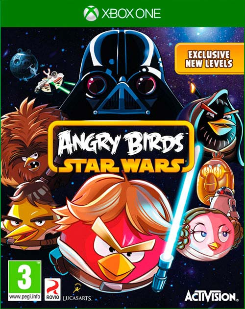 Angry Birds Star Wars - Xbox One Játékok