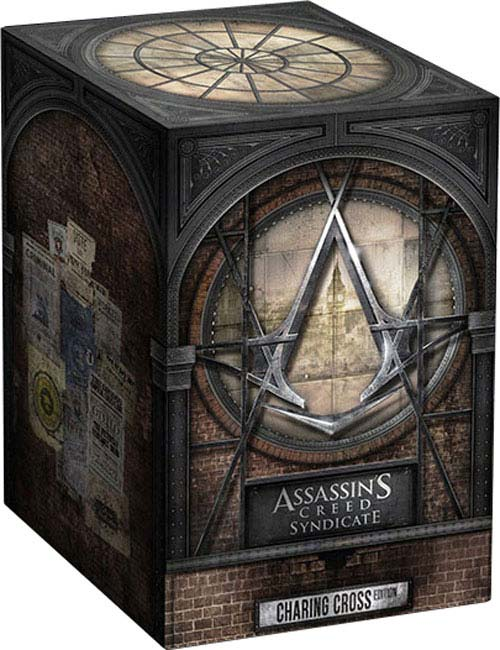 Assassins Creed Syndicate Charing Cross Edition (Magyar Felírattal) - Xbox One Játékok