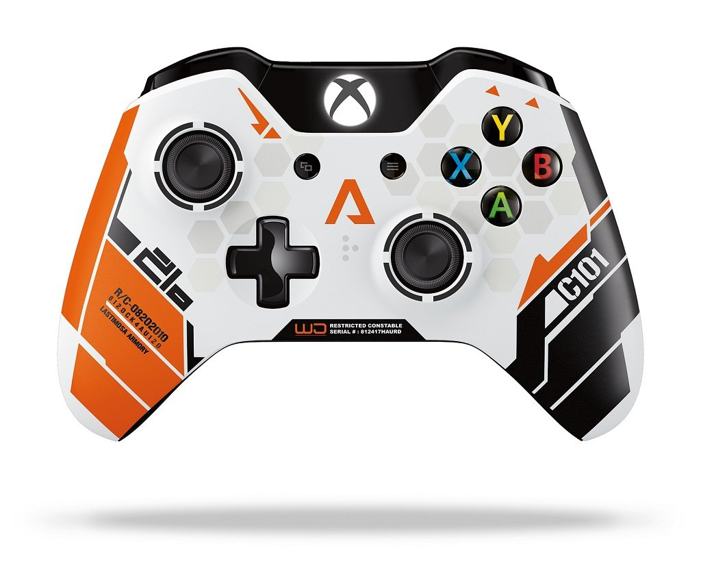 Microsoft Xbox One Wireless Controller Titanfall Edition