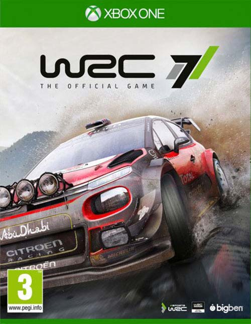World Rally Championship  7 WRC 7 - Xbox One Játékok