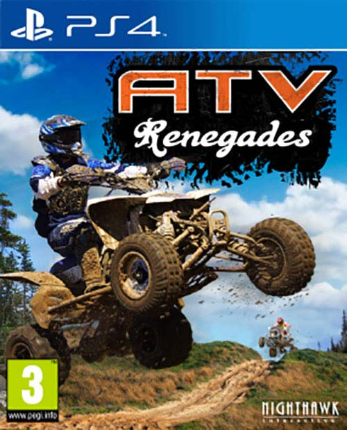 ATV Renegades - PlayStation 4 Játékok